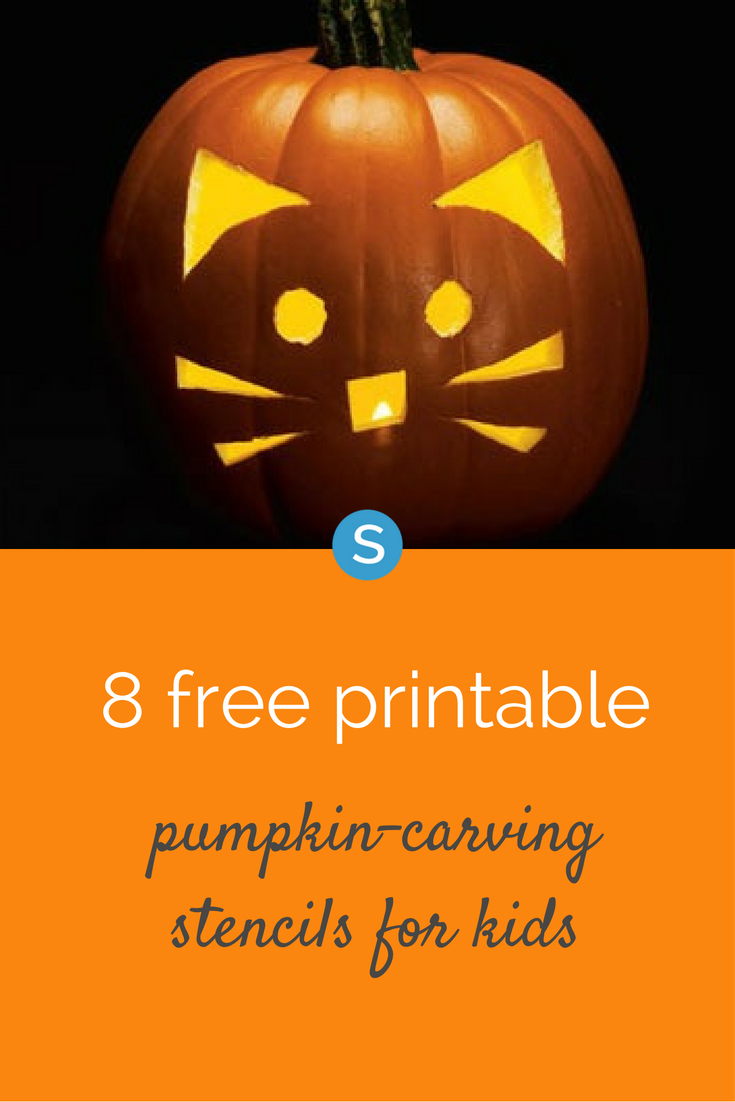 12 Free Printable Pumpkin Carving Stencils For Kids | Parenting And - Free Printable Pumpkin Carving Stencils For Kids