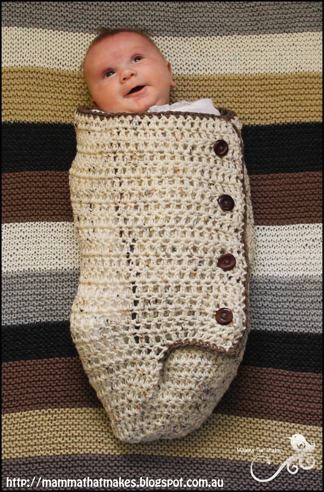 15 Gorgeous Baby Cocoon Patterns | Crochet | Crochet Cocoon Pattern - Free Printable Crochet Patterns For Baby Cocoons