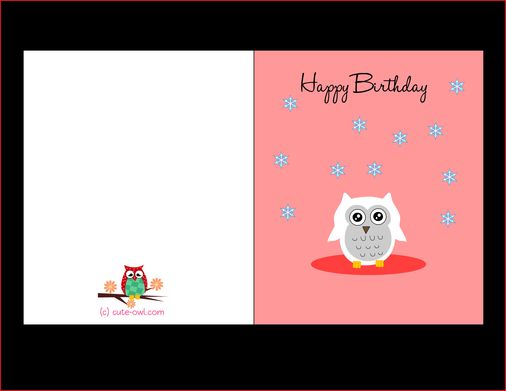 17 Professional Print Free Birthday Cards Online : Lenq - Free Printable Happy Birthday Cards Online