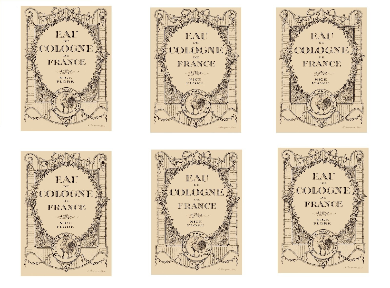 17 Vintage Apothecary Labels Free Template Images - Vintage - Free Printable Apothecary Jar Labels