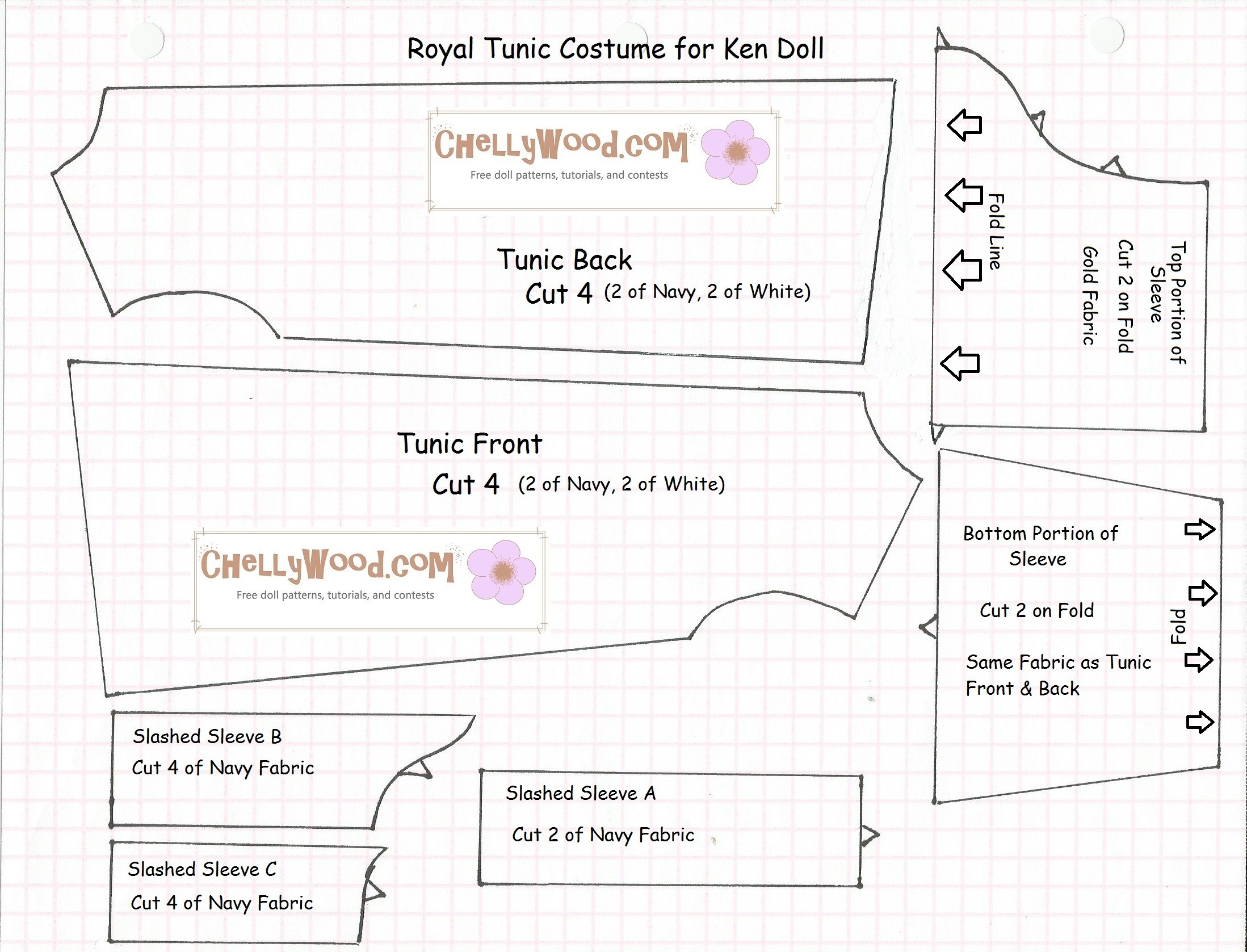 18 Inch Doll Clothes Patterns Free Unique Free Printable - Free Printable Patterns For Sewing Doll Clothes