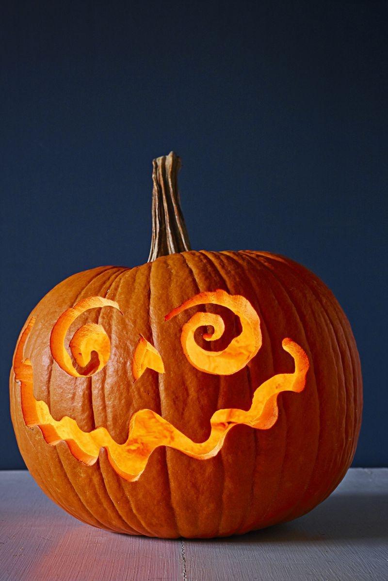 25+ Easy Pumpkin Carving Ideas For Halloween 2019 - Cool Pumpkin - Free Online Pumpkin Carving Patterns Printable