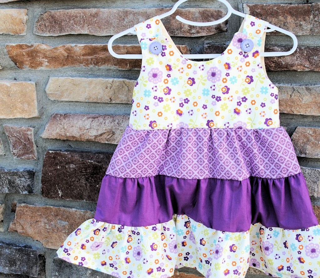 25 Free Dress Patterns For Girls {Of All Ages!} - Crazy Little Projects - Free Printable Toddler Dress Patterns