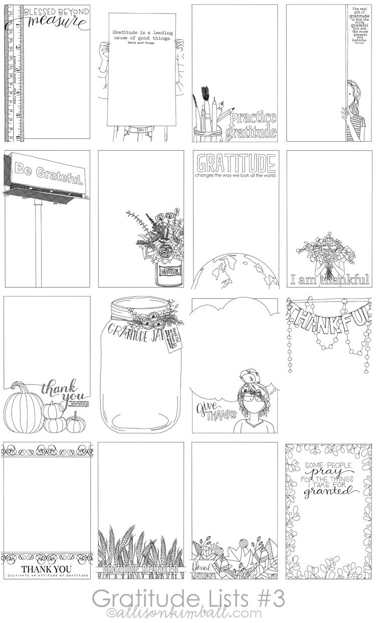 29 Free Bullet Journal Printables To Snag For 2019 - The Petite Planner - Free Printable Bullet Journal Pages