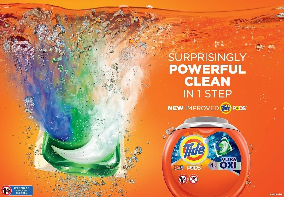 $3.00 Tide Pods® Coupon - Tide Coupons Free Printable