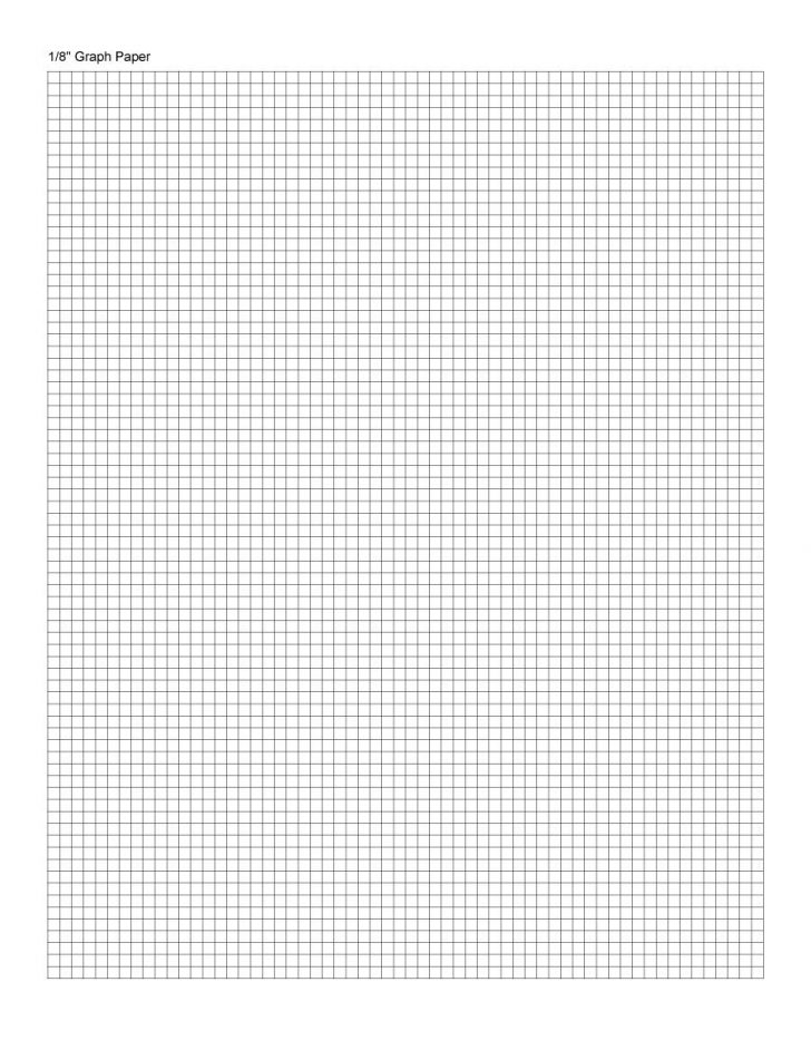 Free Printable Graph Paper With Numbers