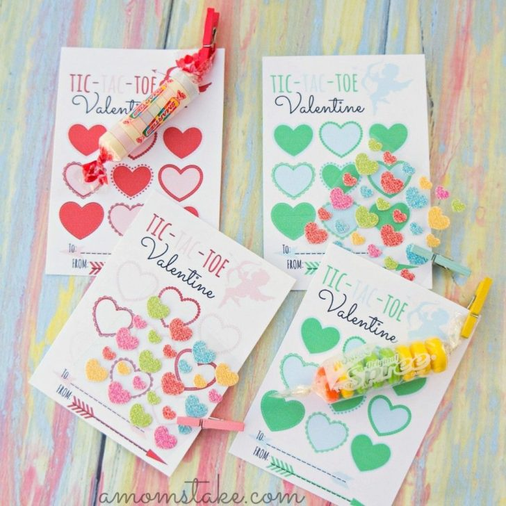 Free Printable School Valentines Cards