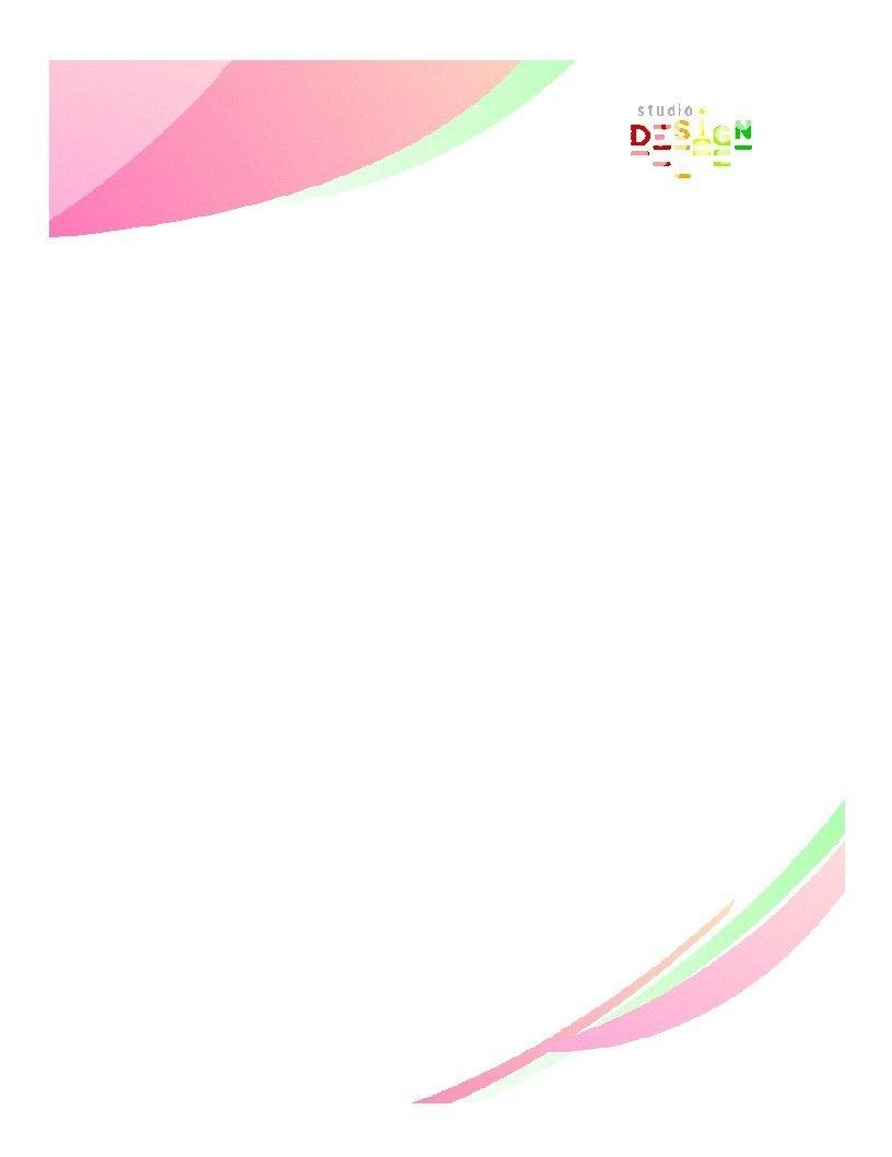 45+ Free Letterhead Templates & Examples (Company, Business, Personal) - Free Printable Letterhead Templates