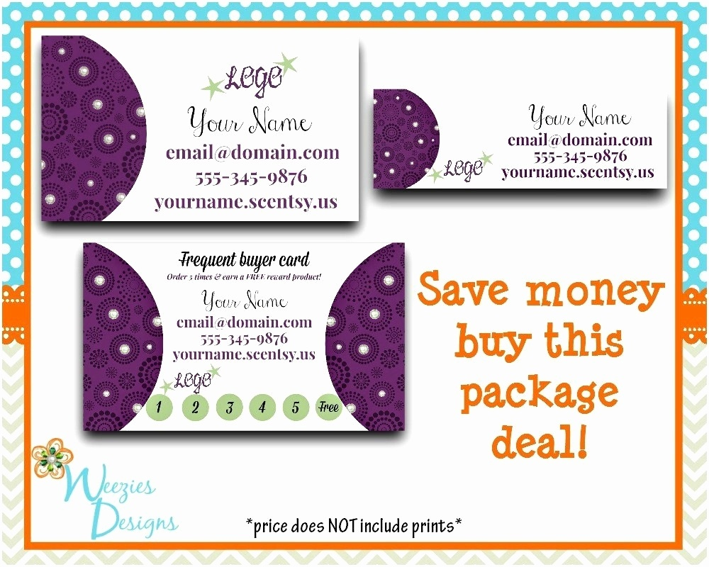 50 Luxury Free Printable Scentsy Business Cards   Hydraexecutives - Free Printable Scentsy Business Cards