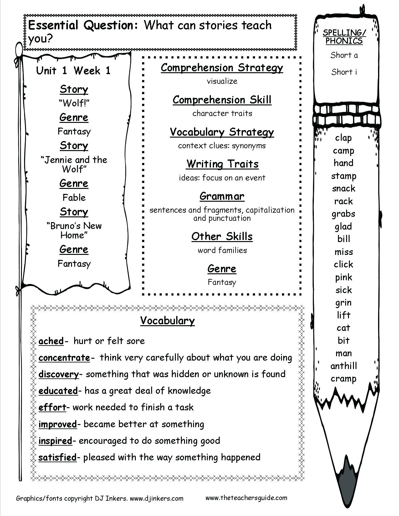 5Th Grade Math Practice Worksheets Grade Math Practice Worksheets - Free Printable Itbs Practice Worksheets