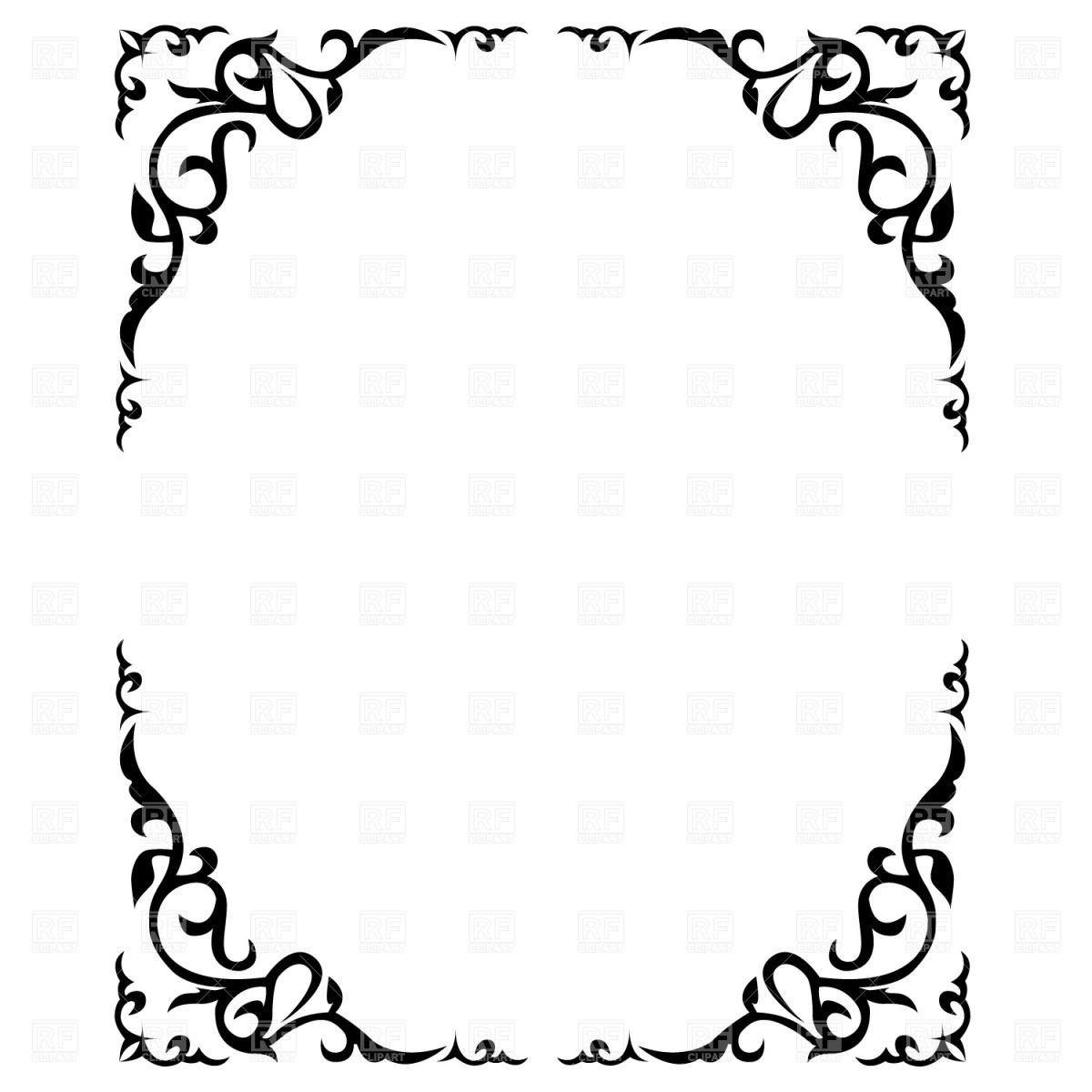 82+ Clip Art Borders Free Download | Clipartlook - Free Printable Clip Art Borders