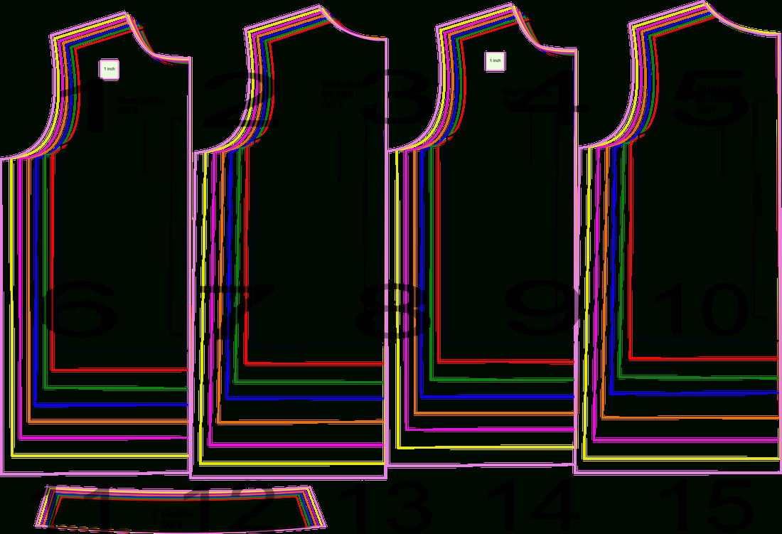 9751552_Orig - On The Cutting Floor: Printable Pdf Sewing - Free Printable Sewing Patterns Pdf