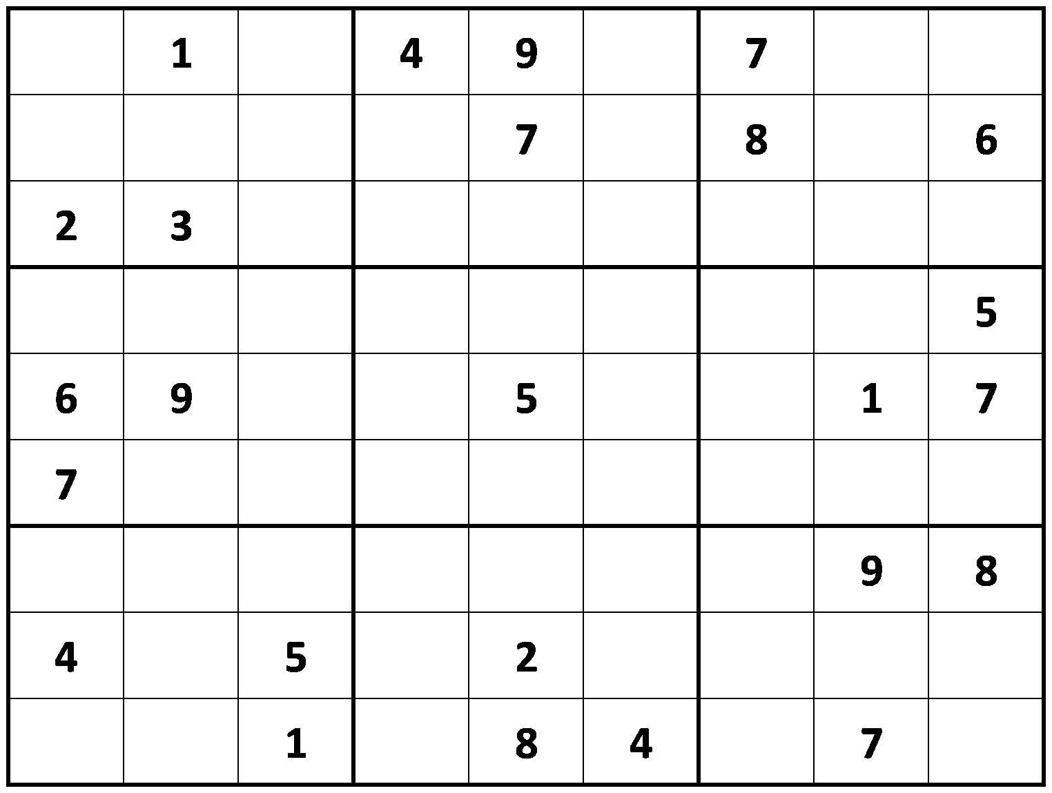 About 'free Printable Sudoku'|Printable Sudoku ~ Tory Kost's Blog - Download Printable Sudoku Puzzles Free