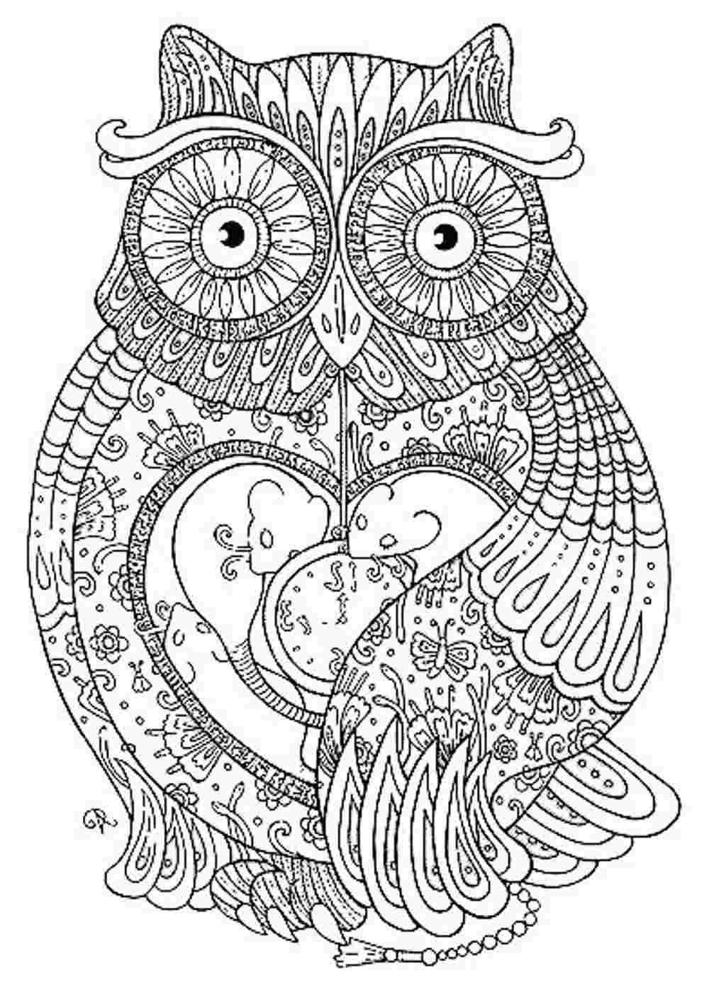 Animal Mandala Coloring Pages To Download And Print For Free - Mandala Coloring Free Printable