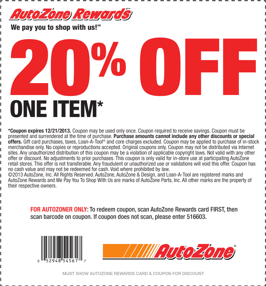 Autozone Coupon | Printable Coupons | Printable Coupons, Printable - Free Printable Coupons For Dsw Shoes