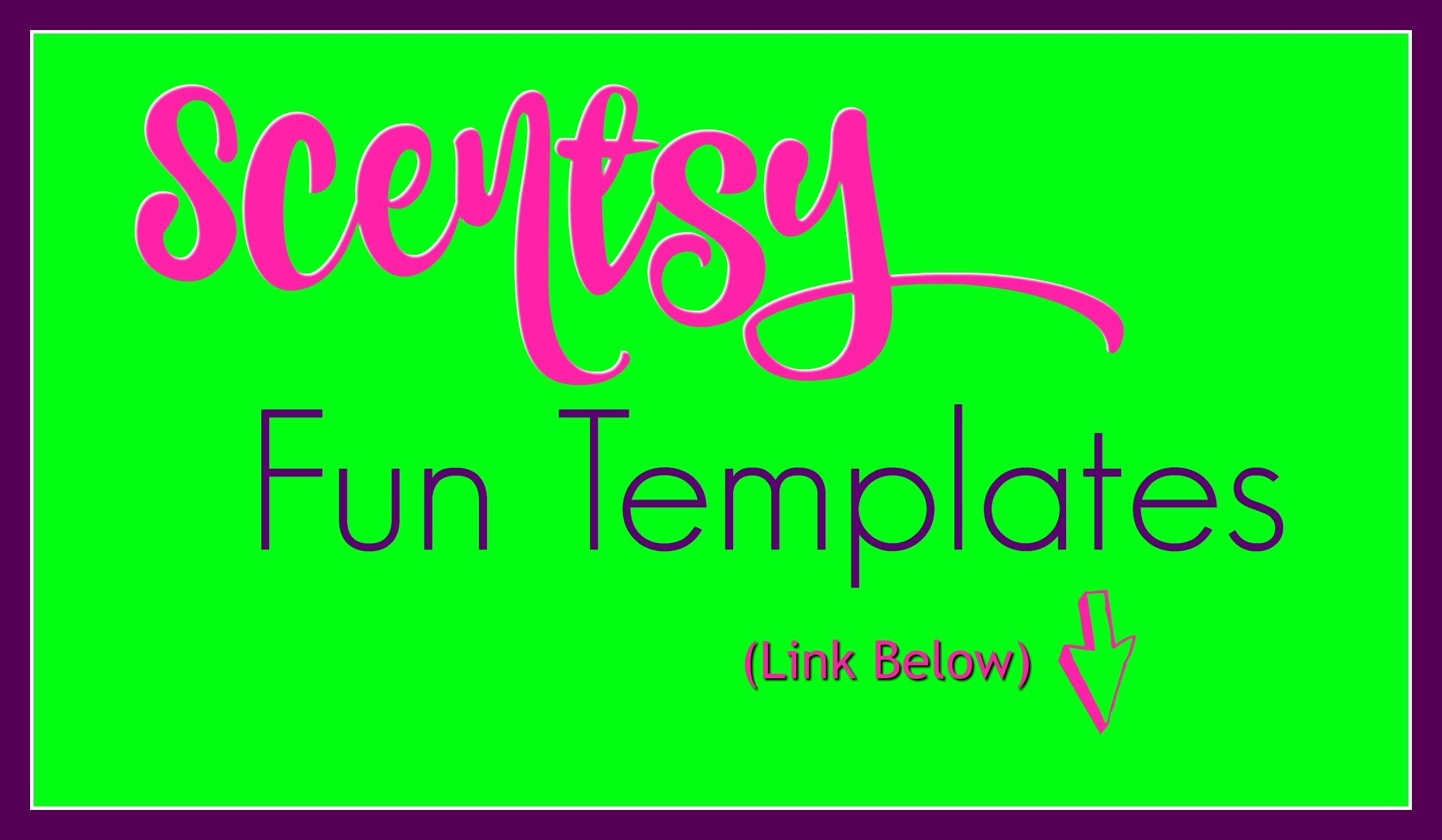 Awesome Punch Cards Template   Www.pantry-Magic - Free Printable Scentsy Business Cards