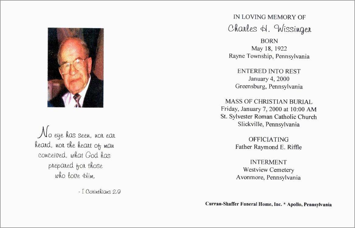 Beautiful Free Memorial Card Template | Best Of Template - Free Printable Funeral Prayer Card Template
