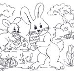 Best 20 Printable Easter Coloring Pages Free   Home Inspiration And   Free Printable Easter Colouring Sheets