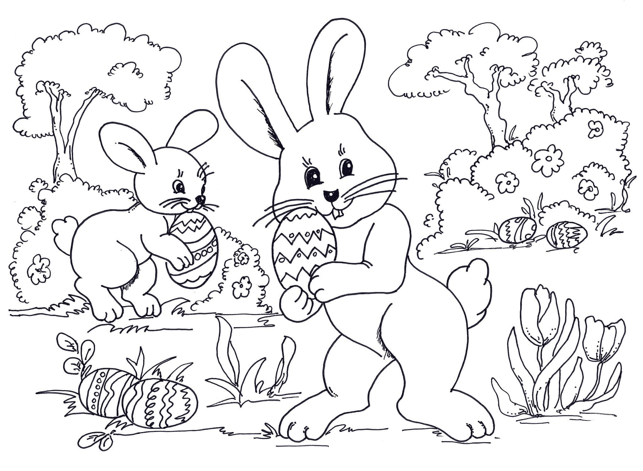 Best 20 Printable Easter Coloring Pages Free - Home Inspiration And - Free Printable Easter Colouring Sheets