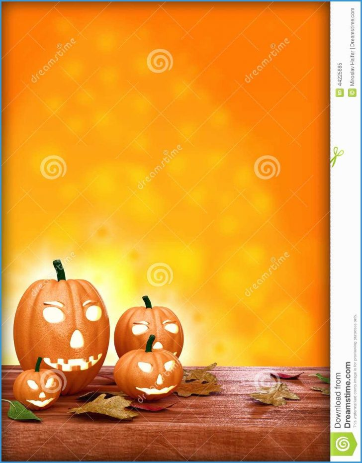 Free Printable Halloween Flyer Templates
