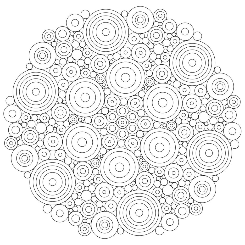 Best Of Free Printable Mandala Coloring Pages For Adults Pdf - Mandala Coloring Free Printable