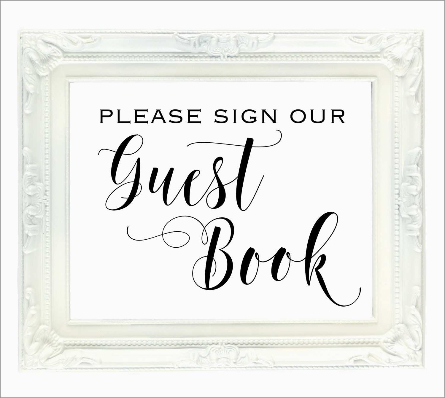 Best Of Please Sign Our Guestbook Free Template | Best Of Template - Please Sign Our Guestbook Free Printable