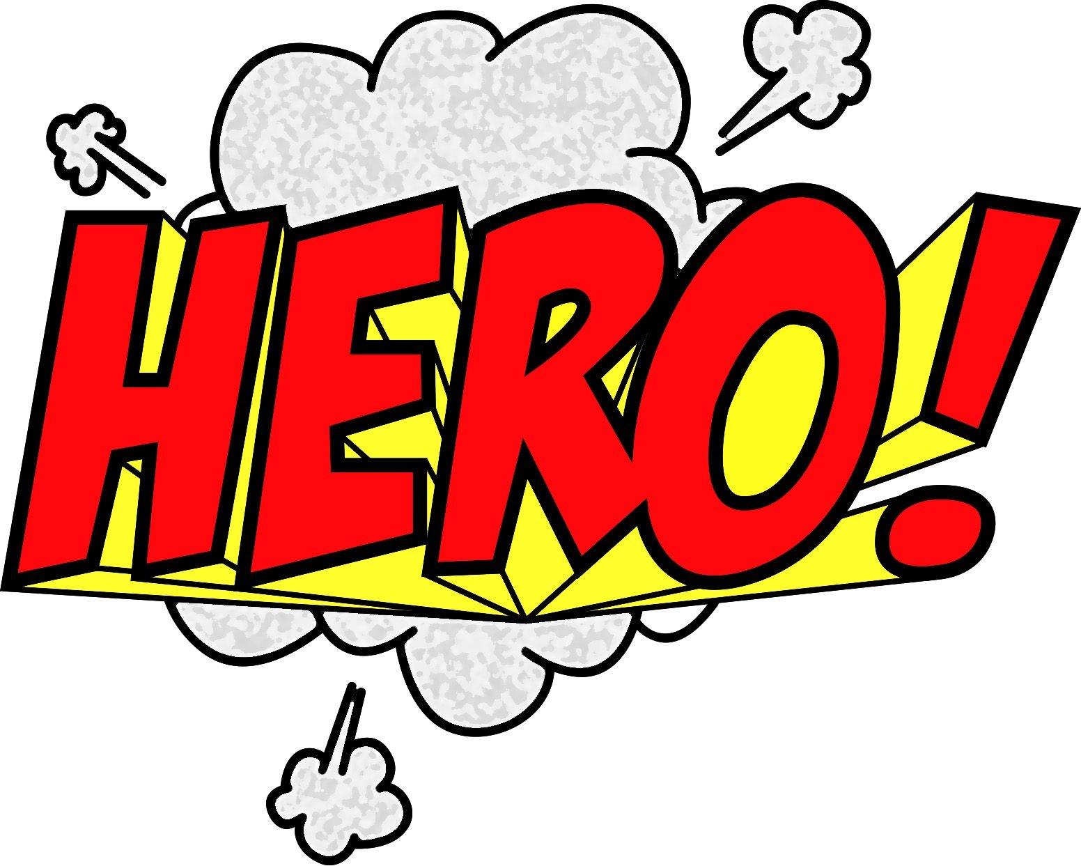 Best Superhero Words #12008 - Clipartion | Super Hero Theme - Free Printable Superhero Words