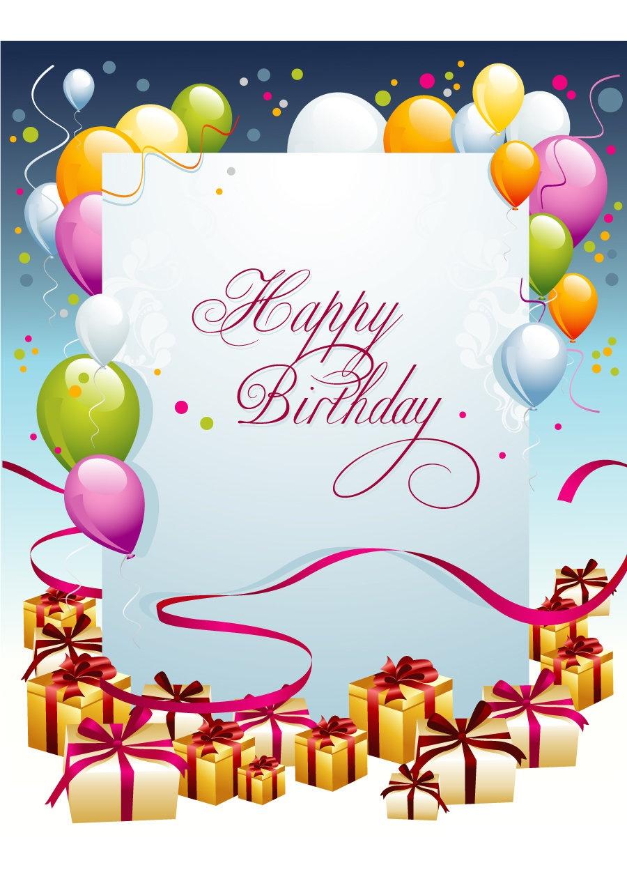 Birthday Card Creator Printable Free - Tutlin.psstech.co - Free Card Creator Printable