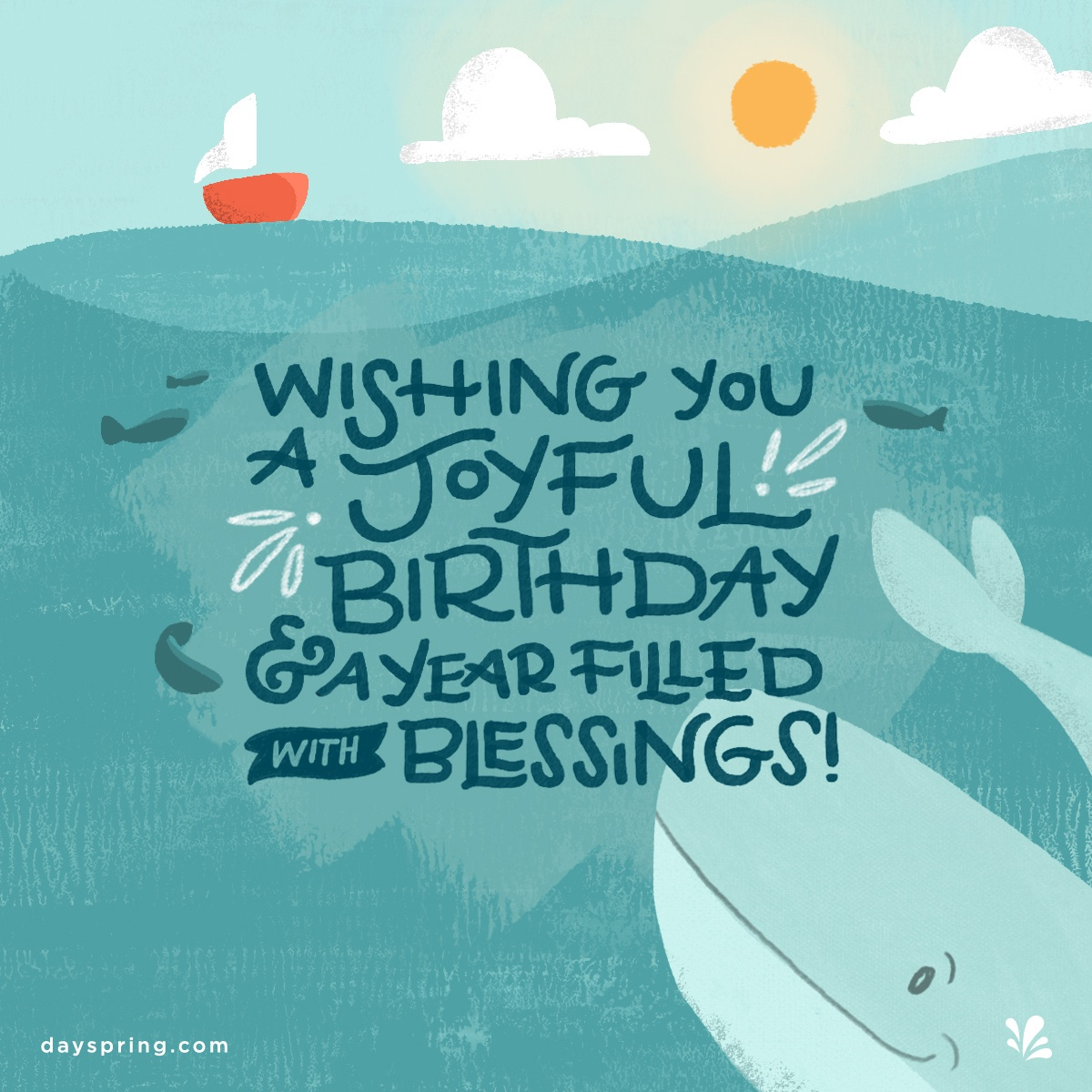 Birthday Ecards | Dayspring - Free Printable Christian Birthday Greeting Cards