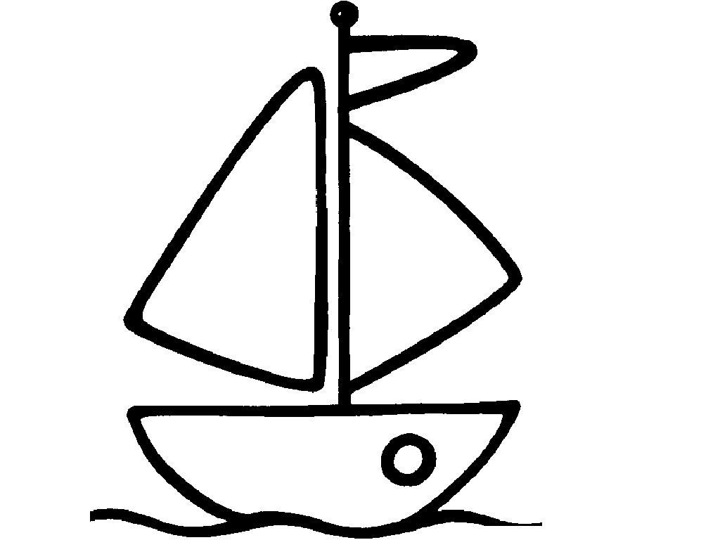 Boat Coloring Pages - Free Printable Coloring Pages | Free - Clip - Free Printable Boat Pictures