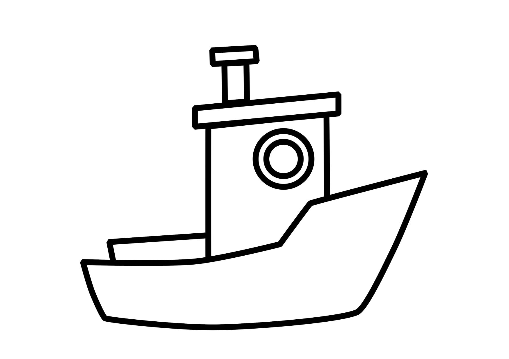 Boat Coloring Pages - Google Search | Coloring Pages | Book Boat - Free Printable Sailboat Template