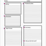Book Report Template 2Nd Grade Free New 8 Best Of 2Nd Grade Book   Free Printable Book Report Forms