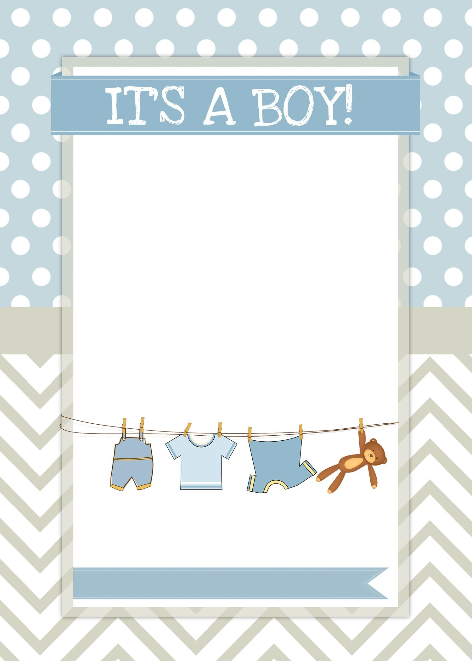 Boy Baby Shower Free Printables | Ideas For The House | Free Baby - Free Printable Baby Cards