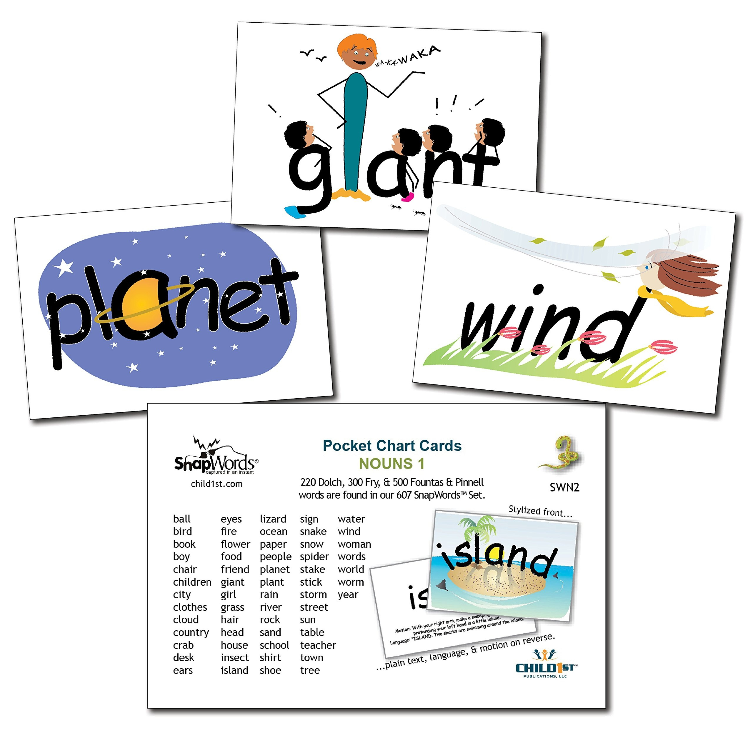 Buy Snapwords® List E Sight Word Pocket Chart Cards In Cheap Price - Free Printable Snapwords