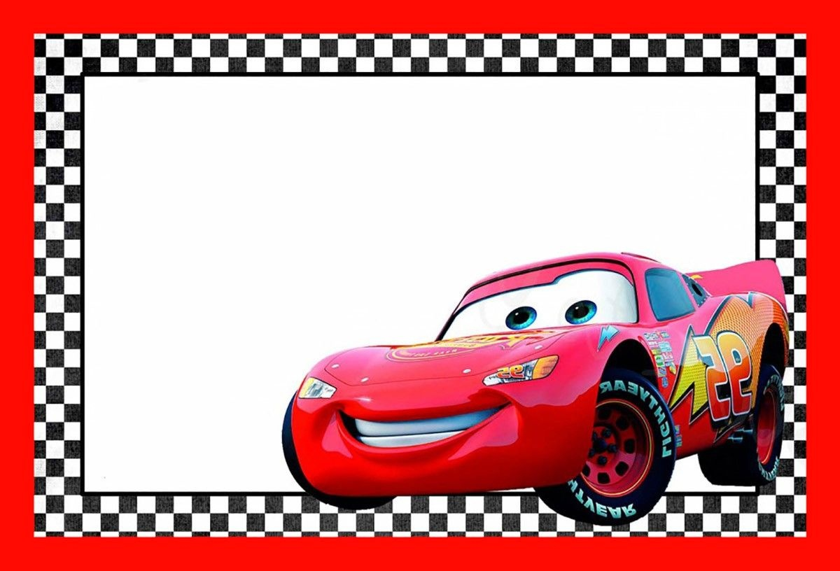 Cars Lightning Mcqueen Printable Template   Cars Birthday In 2019 - Free Printable Disney Cars Water Bottle Labels
