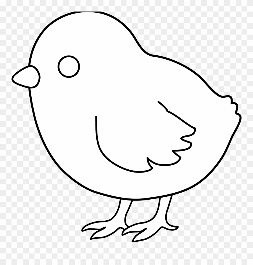Chick Coloring Pages Cute Baby Chick Coloring Pages - Baby Chick - Free Printable Easter Baby Chick Coloring Pages