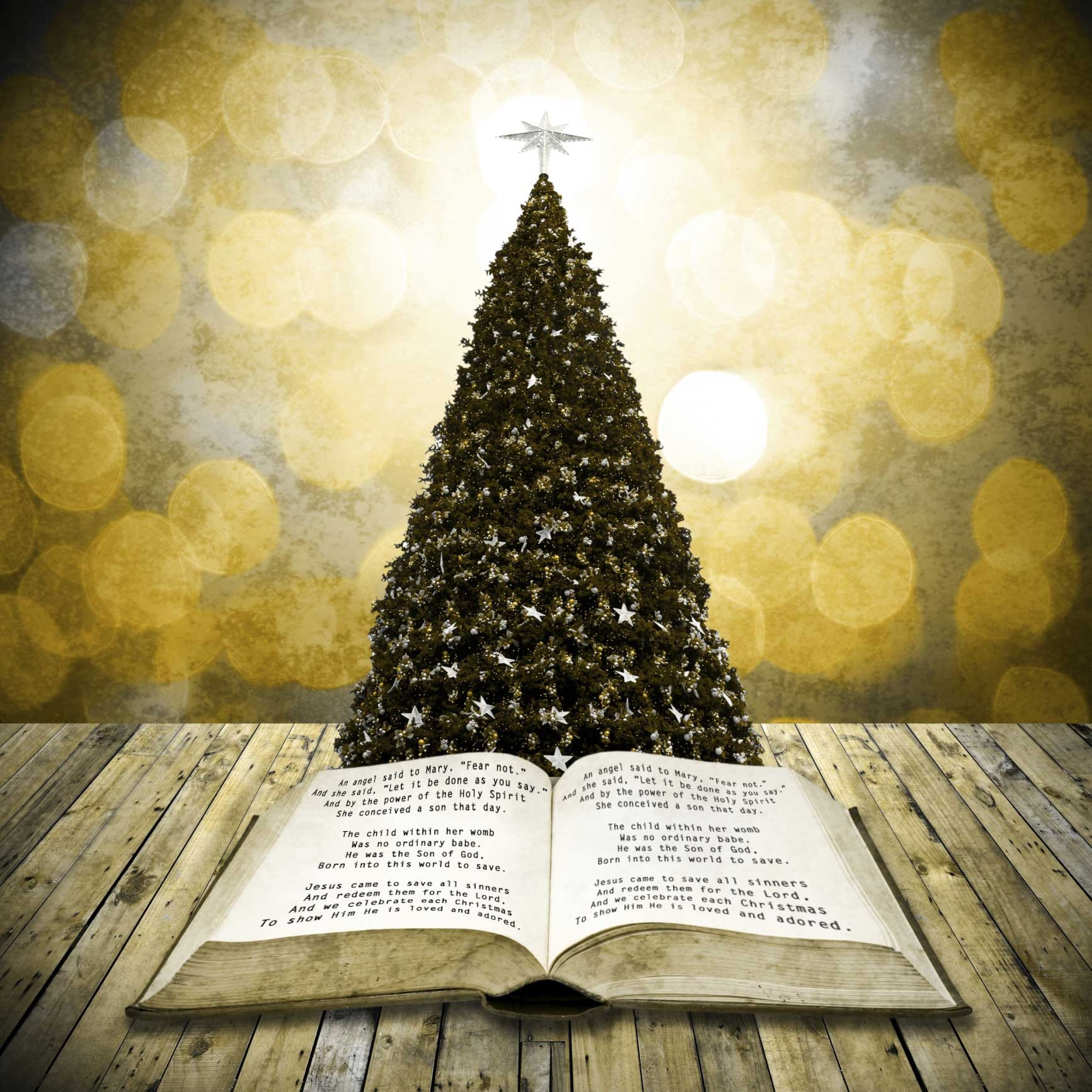 Christian Christmas Poems | Lovetoknow - Free Printable Christian Christmas Poems