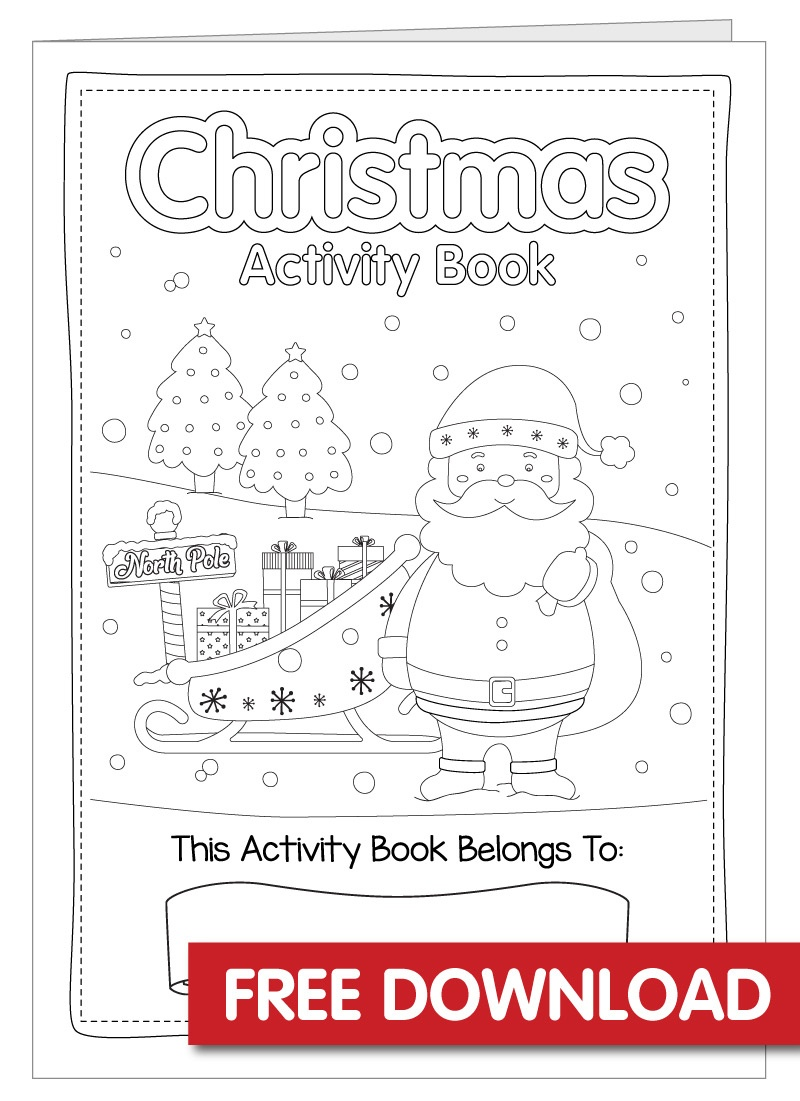 Christmas Activities Archives - Bright Star Kids - Free Printable Christmas Activities