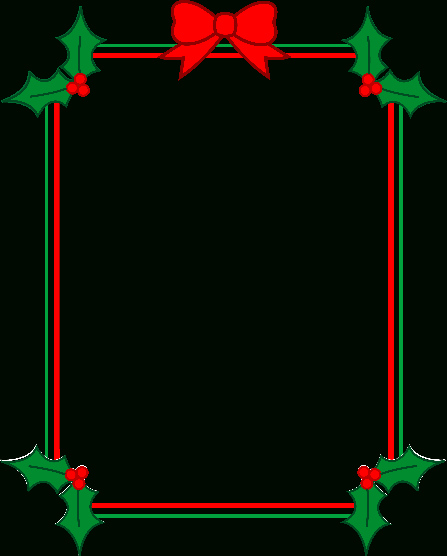 Christmas Clip Art Borders Free Download | Clipart Panda - Free - Free Printable Christmas Bulletin Board Borders