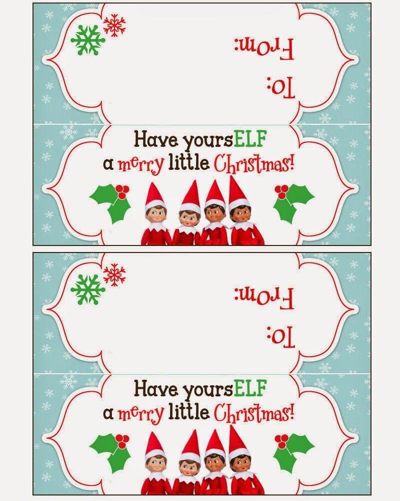 Christmas Treat Bag Toppers | Mysunwillshine Printables | Christmas - Free Printable Christmas Bag Toppers
