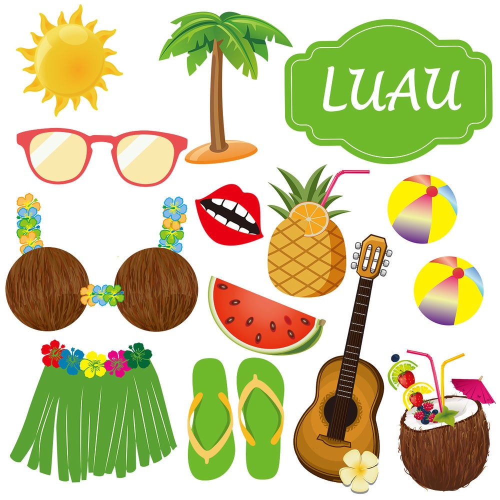 Collection Of Props Clipart | Free Download Best Props Clipart On - Hawaiian Photo Booth Props Printable Free