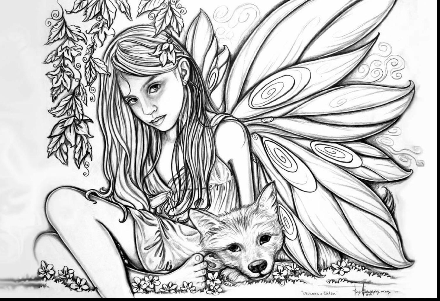 Coloring ~ Coloring Free Printable Fairy Pages Unique Flower Thrift - Free Printable Coloring Pages Fairies Adults