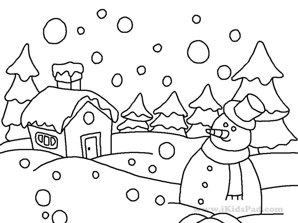 Coloring ~ Coloring Pages Winter Free Sheets Realnimal Printable For - Free Printable Winter Coloring Pages