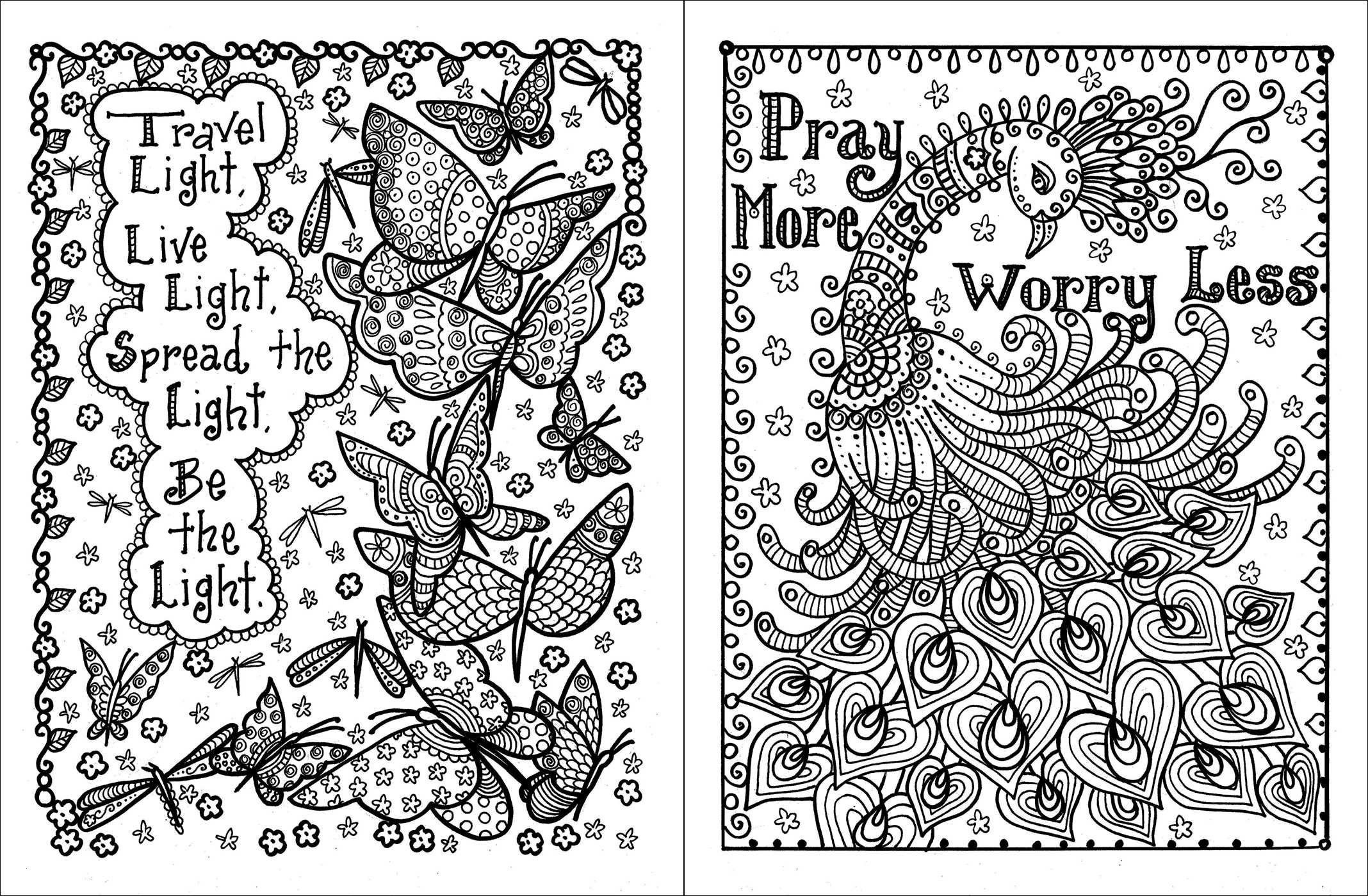 Coloring ~ Free Printablering Pages For Adults Flowers Teens Disney - Free Printable Inspirational Coloring Pages