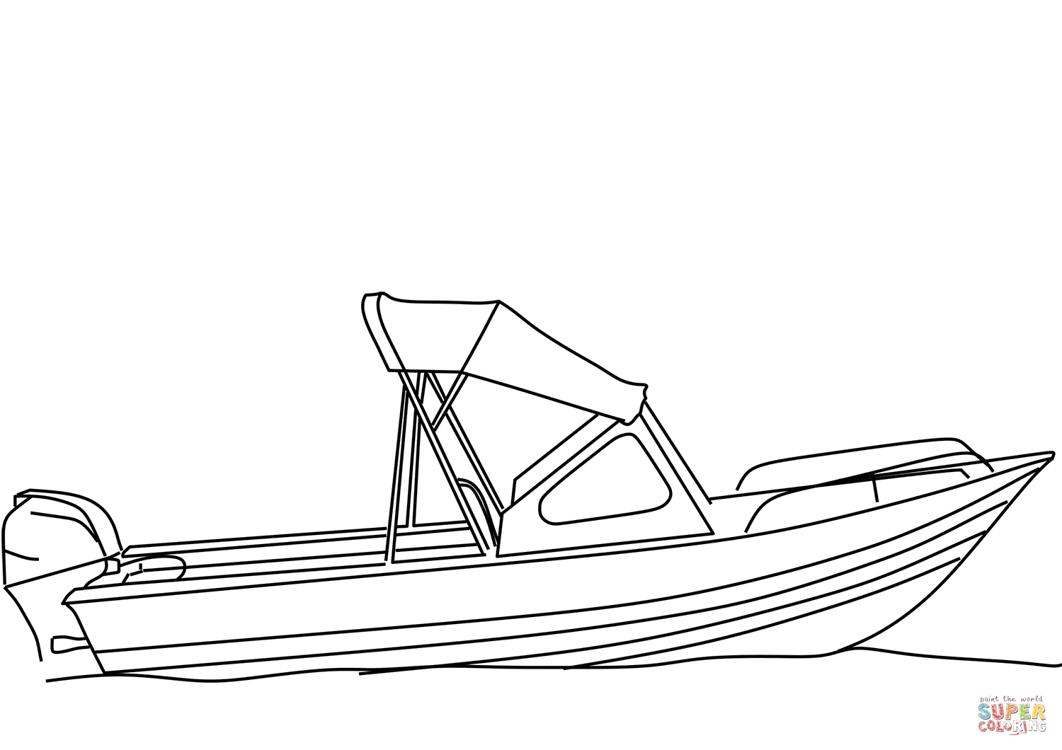 Coloring Ideas : 41 Outstanding Fishing Boat Coloring Pages Coloring - Free Printable Boat Pictures