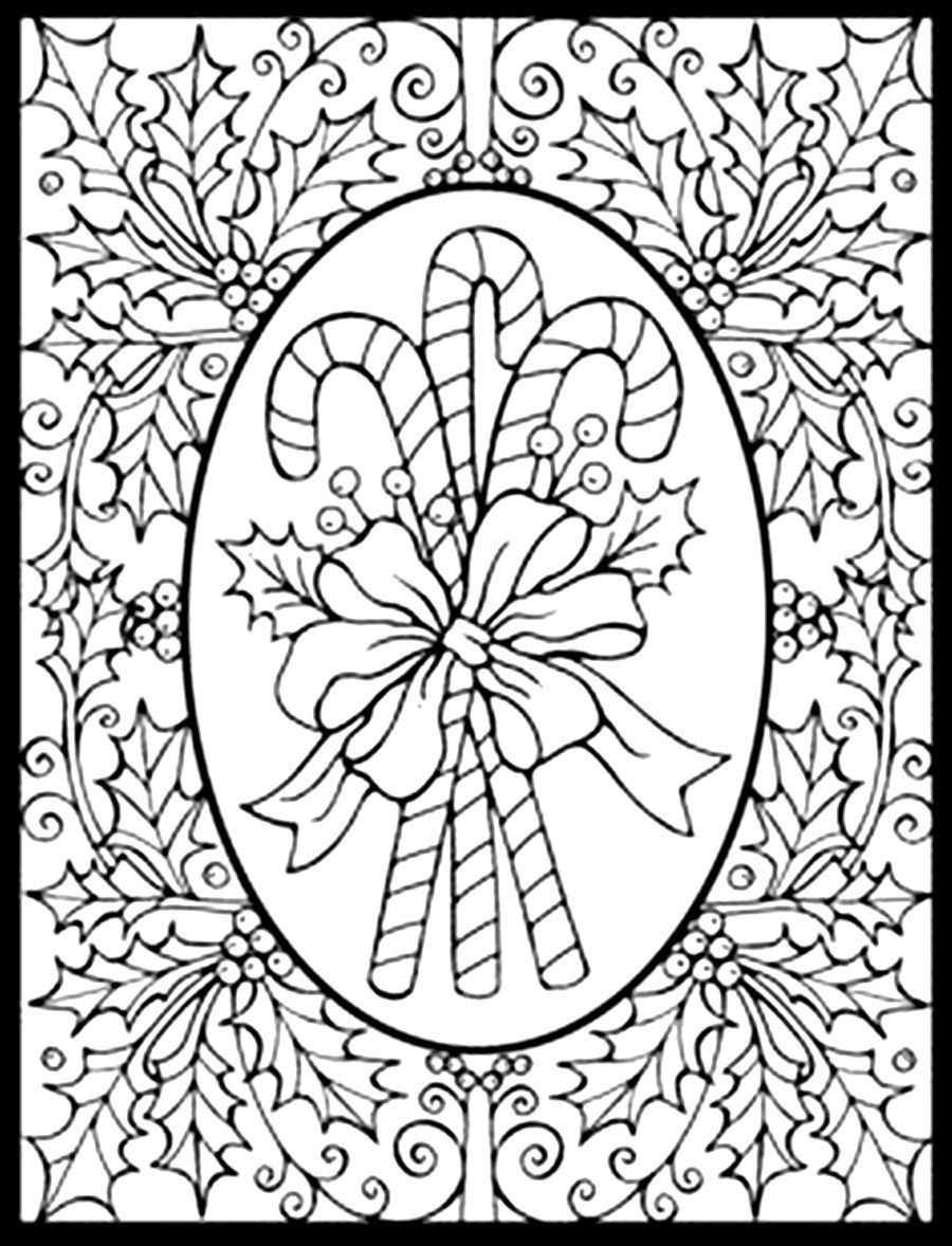 Coloring Ideas : Christmasoloring Pages Pdfoloringges Free Printable - Free Printable Holiday Coloring Pages