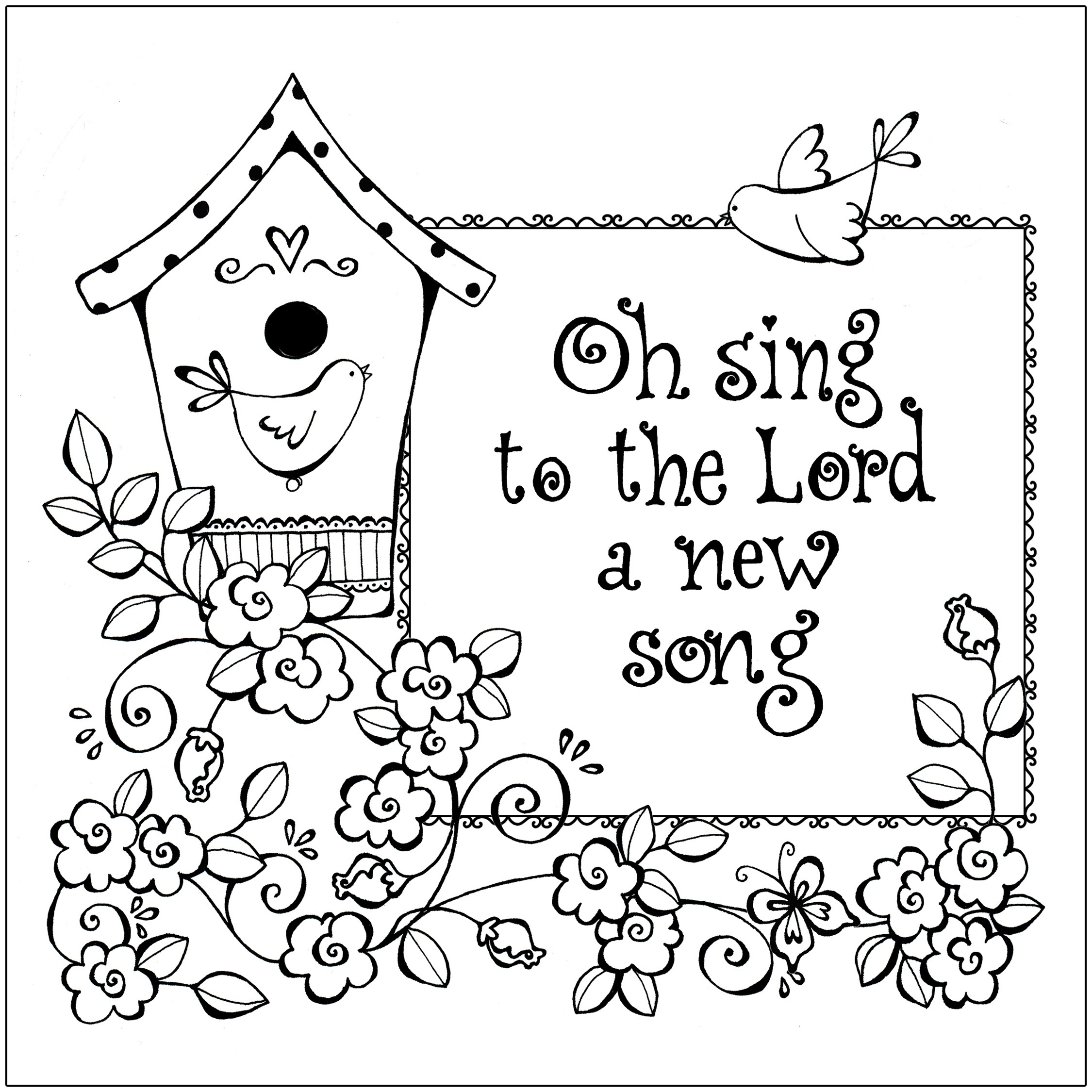 Coloring Ideas : Coloring Ideas Pages Printable For Bible - Free Printable Bible Coloring Pages