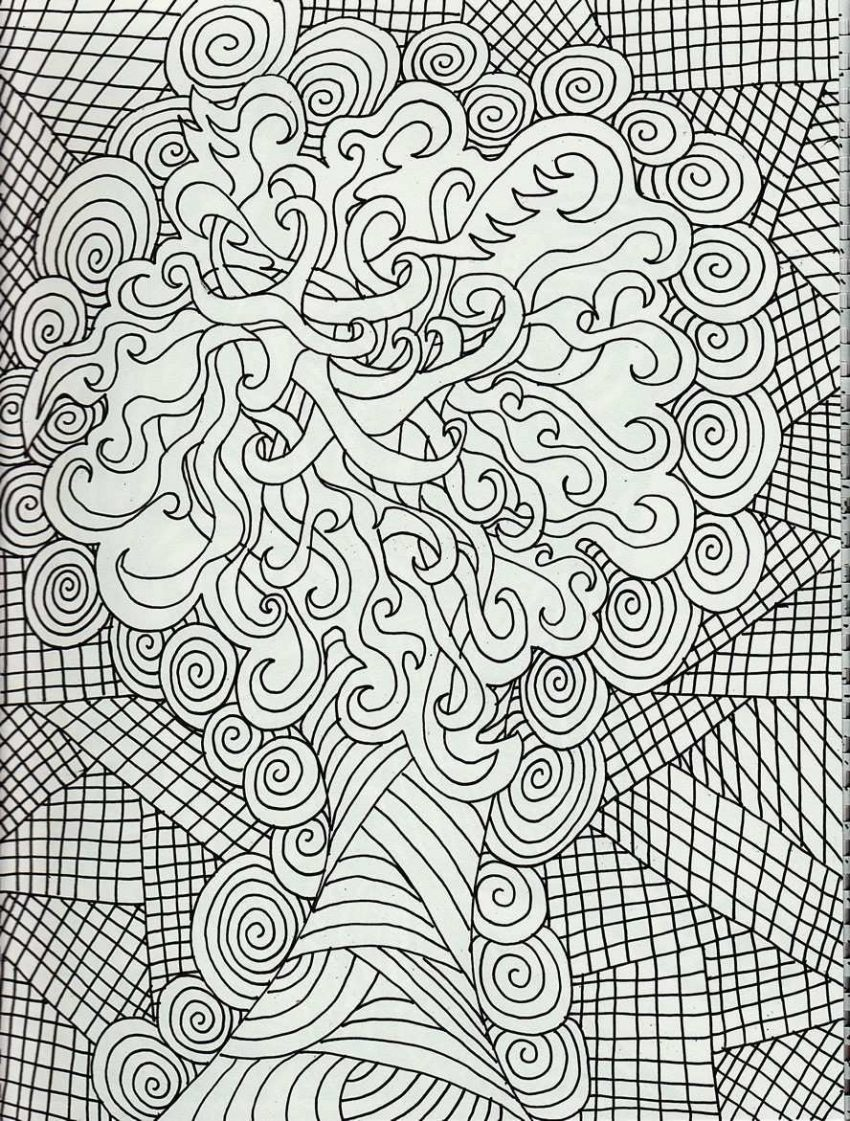 Coloring Ideas : Difficultloring Pages To Print Unique Freeol - Free Printable Hard Coloring Pages For Adults