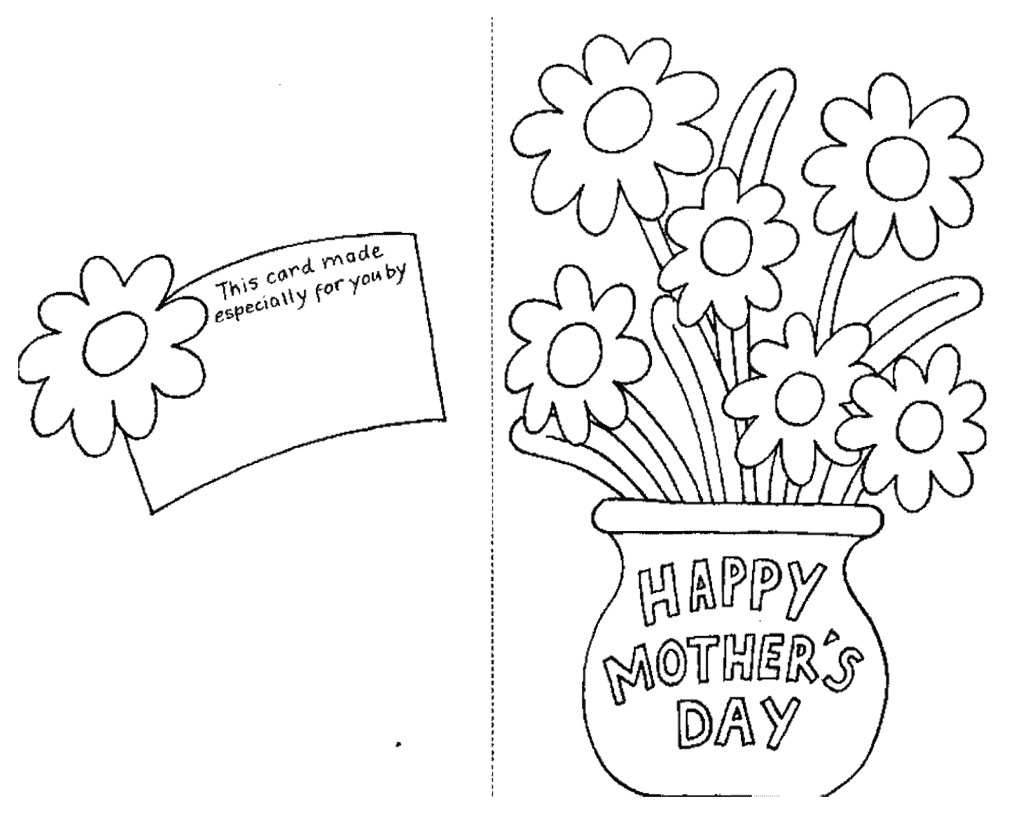 Coloring ~ Mothers Day Cards Printable Free Feature To Color - Free Spanish Mothers Day Cards Printable