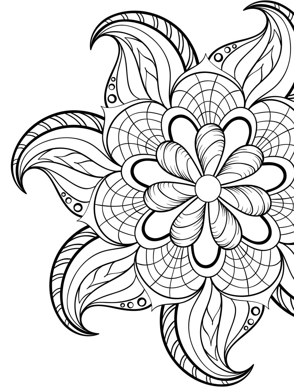 Coloring Page ~ Printable Coloring Sheets For Adults Page Gorgeous - Free Printable Coloring Books For Adults
